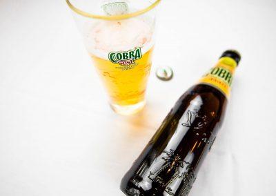 Biere indienne, cobra