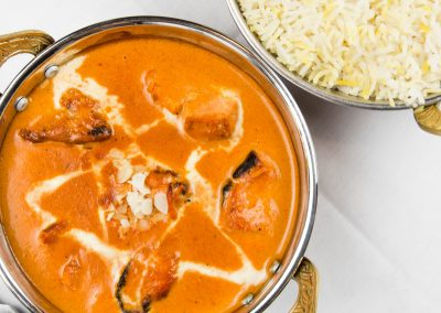 Curry, Butter Chicken